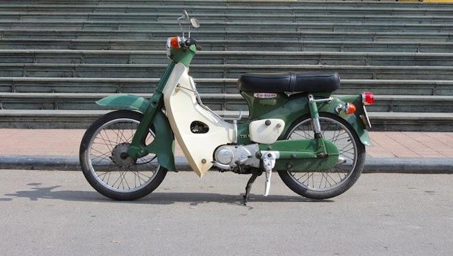 Honda Dame - Huyền thoại trong làng xe Việt