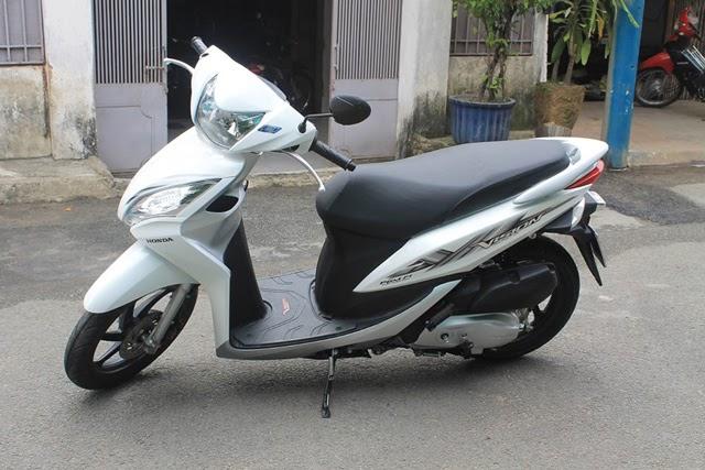 Honda vision doi 2012