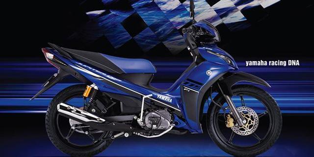 Yamaha Jupiter FI RC