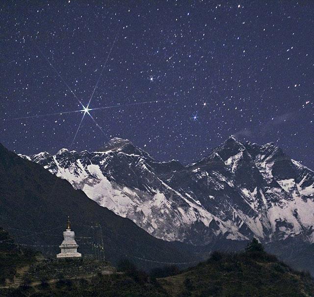 Ngôi sao sáng nhất trên bầu trời đêm - Sao Capella