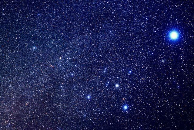 Ngôi sao sáng nhất trên bầu trời đêm - Sirius
