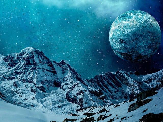 nhiệt độ sao Thiên Vương