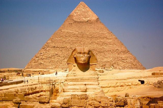 Những kỳ quan của Ai Cập cổ đại