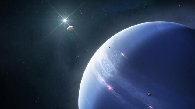 Sao Hải Vương có bao nhiêu mặt trăng