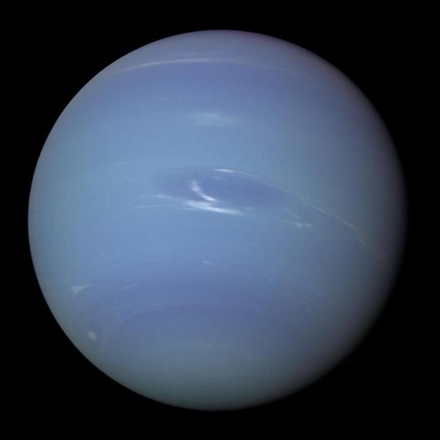 sao Hải Vương có màu gì