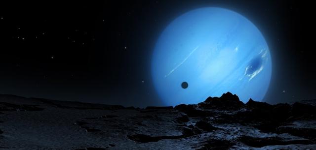 sao Hải Vương có sự sống không