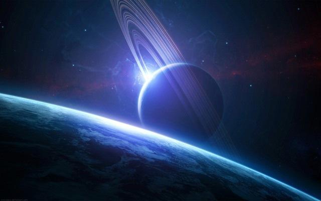 Sao Thổ là một trong những hành tinh đẹp nhất