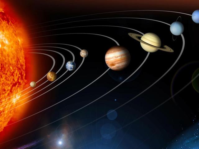 Sao Thổ trong Hệ Mặt Trời