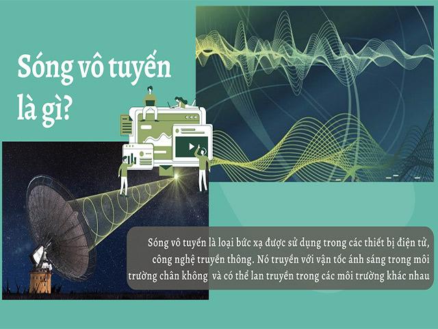 sóng vô tuyến là gì