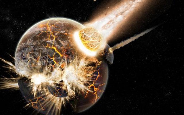 Sự ảnh hưởng của sao chổi tới Trái Đất