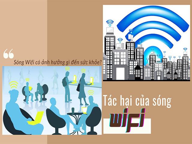 Tác hại của sóng Wifi