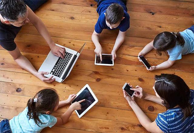sóng Wifi có thể ảnh hưởng tới sự phát triển
