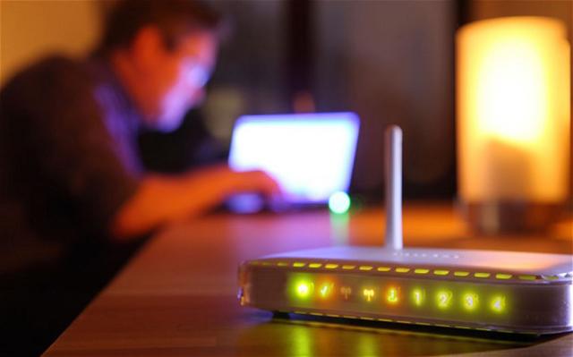 Nguyên tắc khi hoạt động của Wifi
