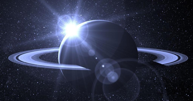 Trái Đất cách sao Thổ bao xa