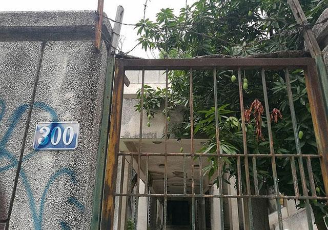 Ngôi nhà bị ma ám số 300 Kim Mã