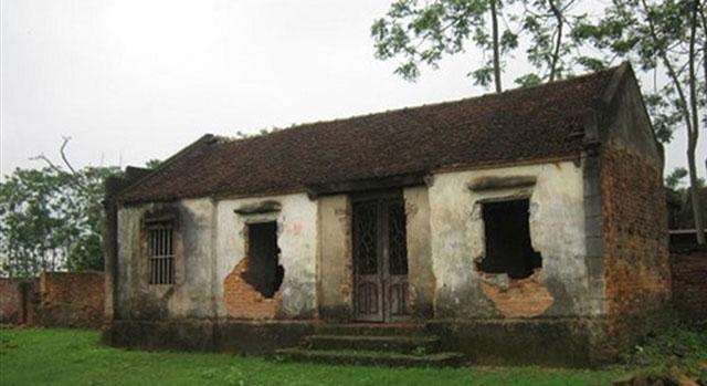 Ngôi nhà ma ám ở Bắc Giang