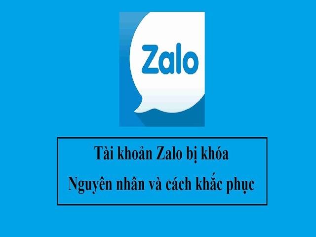 Nguyên do và cách lấy lại tài khoản Zalo là nội dung được nhiều người quan tâm