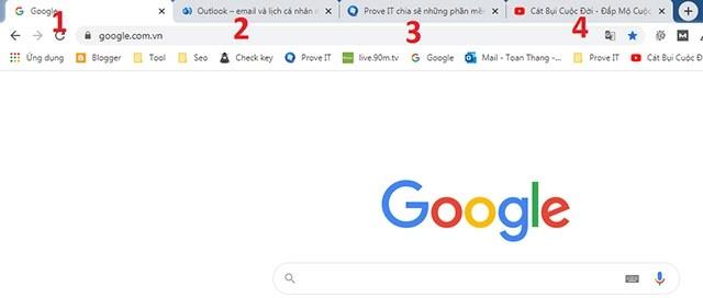 Phím tắt mở tab mới trên Chrome có rất nhiều lợi ích trong công việc và giải trí
