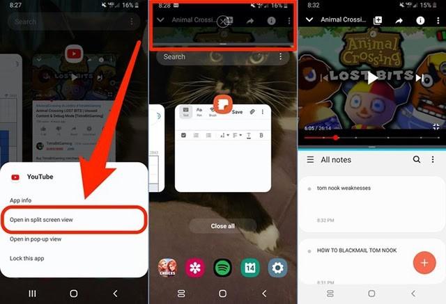 Ứng dụng chia đôi màn hình android hỗ trợ người dùng công việc cũng như giải trí