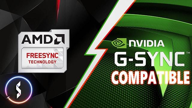 Sự khác biệt giữa G-Sync và FreeSync