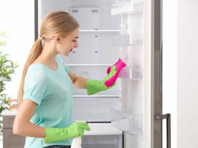 Khử mùi ngăn đá tủ lạnh hiệu quả