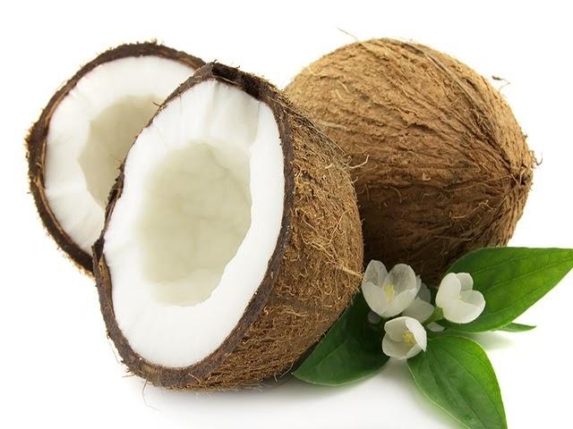 Dừa là nguyên liệu có thể chế biến thành nhiều món ngon