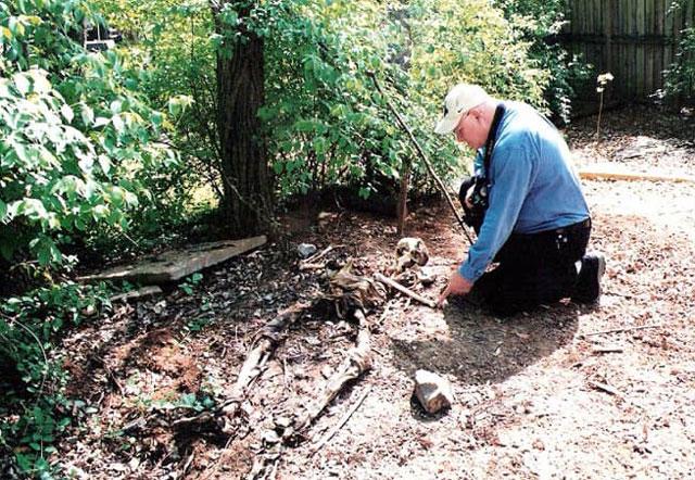 Cánh đồng xác chết tại Mỹ