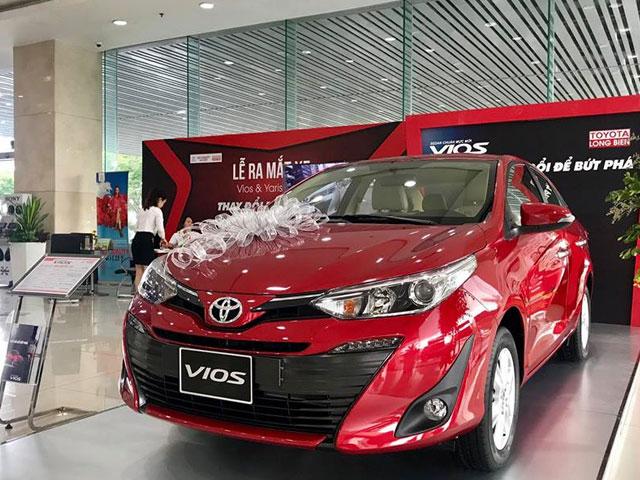 Những mẫu xe ô tô dưới 600 triệu đáng mua