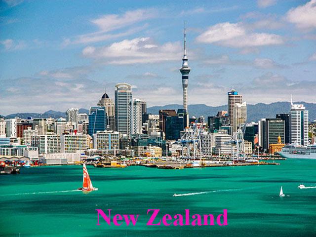Những điều đặc biệt chỉ có ở đất nước New Zealand