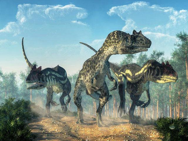 tên các loài khủng long nguy hiểm nhất thời tiền sử