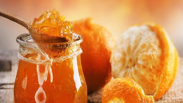 Cách làm mứt cam ăn phết bánh mì