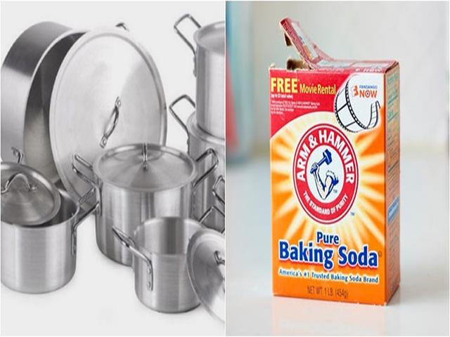 Sử dụng baking soda đem lại hiệu quả lớn