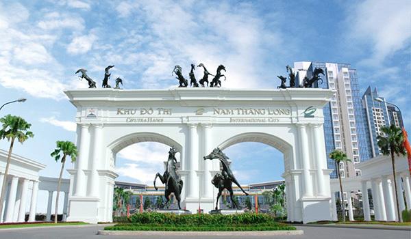 các khu đô thị ở Hà Nội