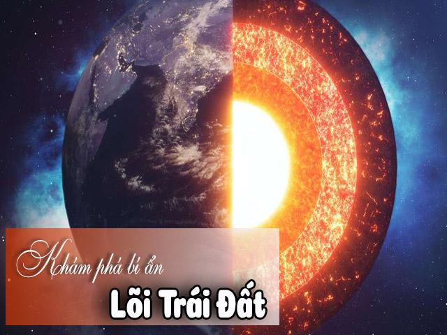 Lõi Trái Đất hay Mặt trời nóng hơn?