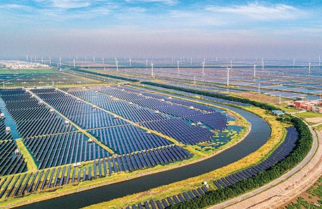 nguồn năng lượng tái tạo