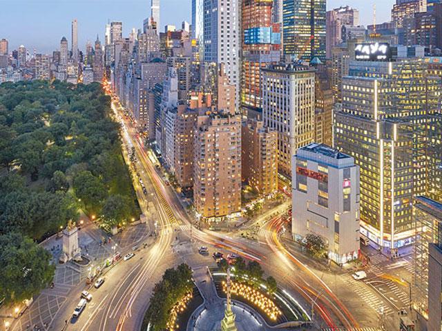 Khám phá về những thành phố giàu nhất trên thế giới