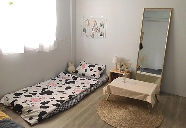 trang trí phòng ngủ 10m2