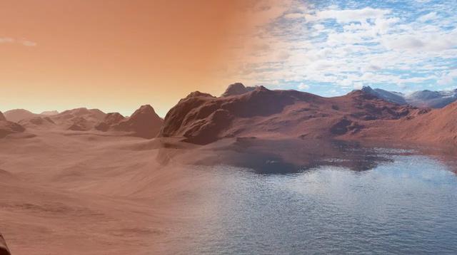 Sao Hỏa có nước không