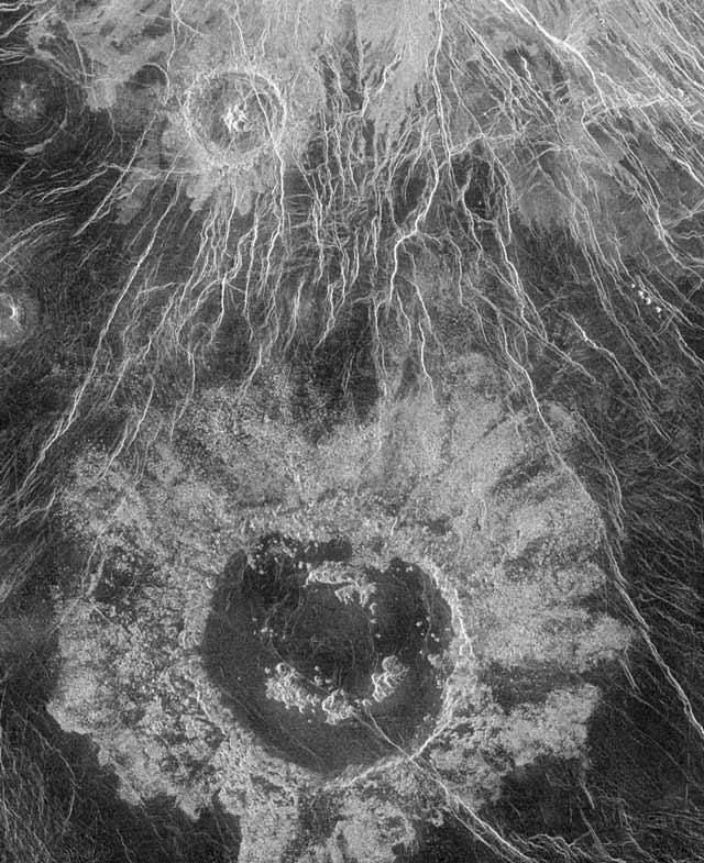 Sao Kim bề mặt