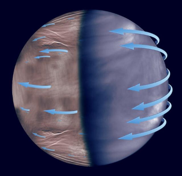 Sao Kim có bao nhiêu vệ tinh