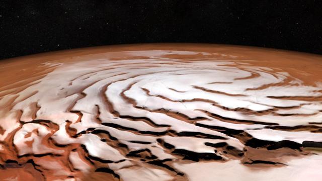 Sự sống trên sao Hỏa