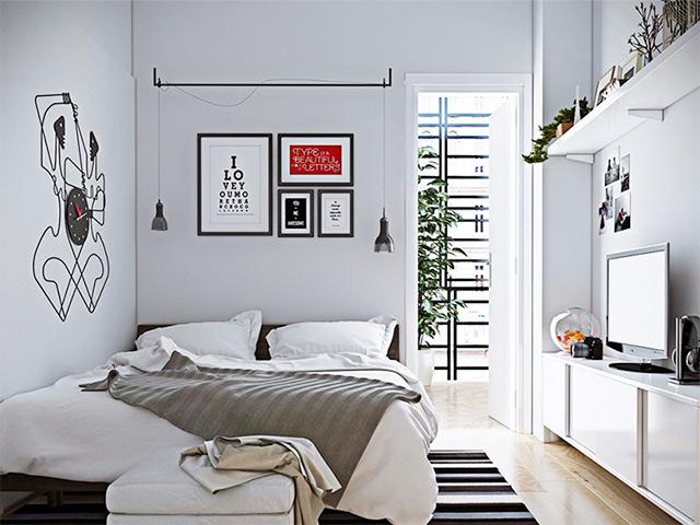 decor phòng ngủ 10m2 siêu tiện dụng