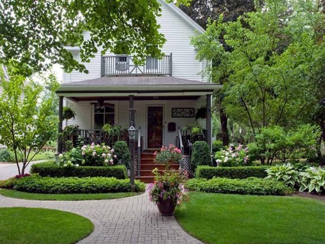 Bạn đã biết cách làm đẹp sân vườn nhà mình cho hợp phong thủy chưa?
