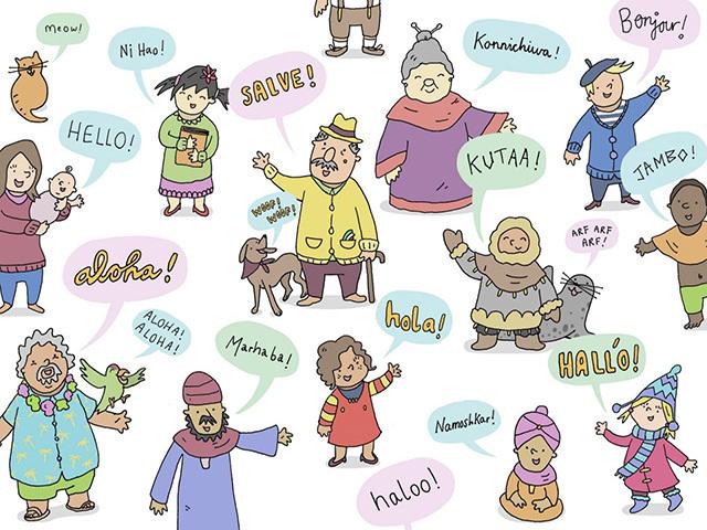 các ngôn ngữ phổ biến trên thế giới