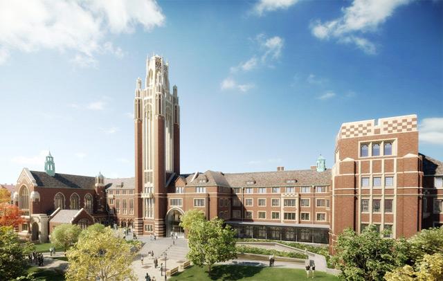 những trường đại học hàng đầu thế giới