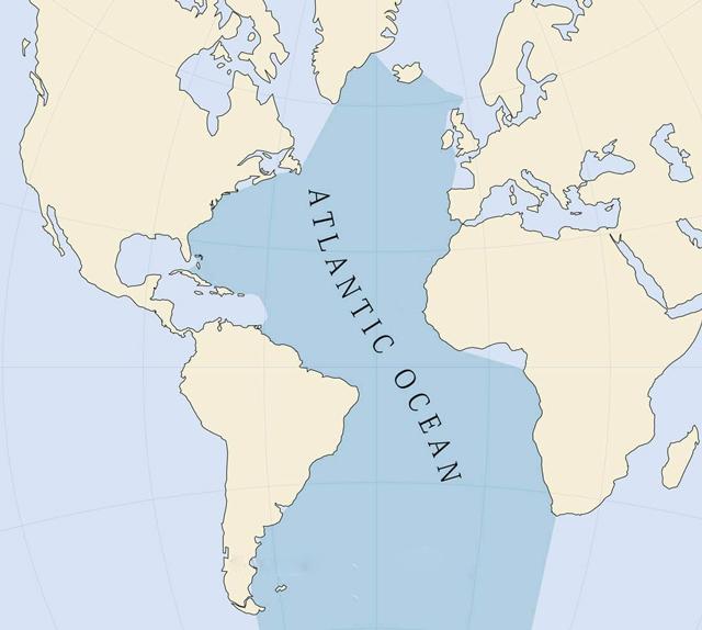 châu đại dương nằm giữa hai đại dương nào