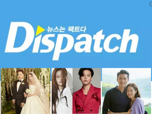 Dispatch Hàn Quốc hẹn hò