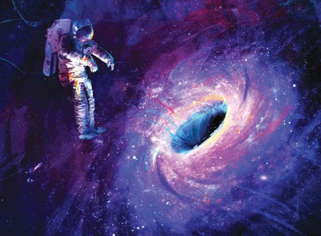 hố đen là gì