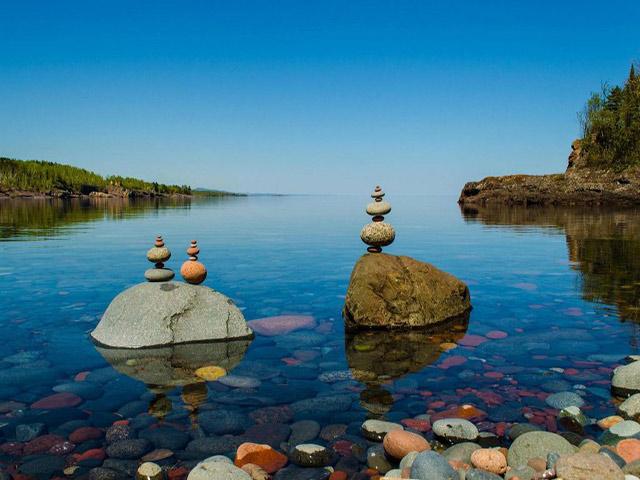 Tổng hợp các hồ có diện tích lớn nhất thế giới