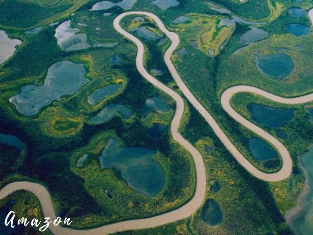 sông dài nhất thế giới hiện nay